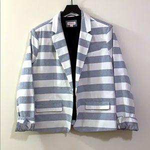Women's Striped Merona Blazer